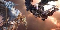 3D魔幻手游《天空城:浩劫》 CG抢先版曝光