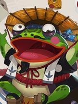 决战平安京青蛙瓷器