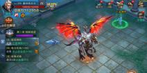 《魔法王座》超魔幻羽翼曝光 战力颜值皆提升