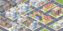 休闲模拟手游《口袋城市》 或2017年底上线