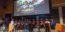 中美电竞交流文化传播 腾讯电竞探讨游戏发展之路
