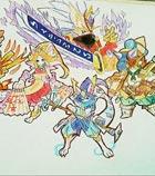 奥奇传说神喵战队1