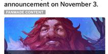 炉石传说新拓展包将于11月3日暴雪嘉年华公布