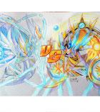 奥奇手绘---超神之战