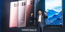 华为Mate10系列正式发布 会成为iPhone X 的最大竞争对手?