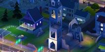 万圣节狂欢 《模拟城市:我是市长》建造你的惊魂万圣夜