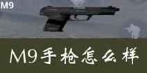 据点守卫放逐游戏M9怎么样 M9手枪好不好用