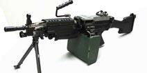 光荣使命M249