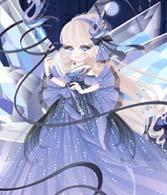 奥比岛水晶天鹅公主装