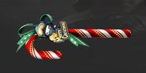 CF手游圣诞拐杖怎么得 圣诞拐杖武器介绍