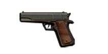 荒野行动P9手枪