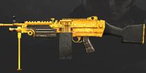 CF手游黄金M249怎么得 黄金M249武器介绍