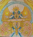 奥奇手绘---时间王者诺亚