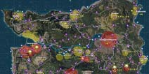 绝地求生全军出击地图资源分布详解 绝地求生全军出击地图资源哪里多