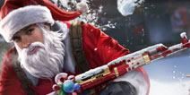 荒野行动手机PC版12月21日更新:雪天模式圣诞全新玩法