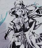 奥奇手绘---命运神女帝