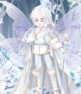 奥比岛天国精灵之王装
