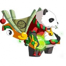 造梦西游4手机版熊猫武僧