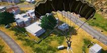 绝地求生全军出击跳伞俯瞰 还原端游经典战场