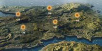 和平精英海岛地图资源分布 和平精英资源哪里最多