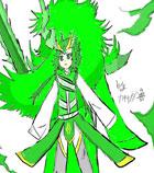 奥奇传说绿色使者