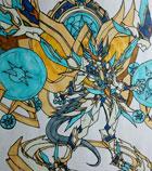 奥奇手绘---万象次元龙尊