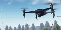 荒野行动无人机实测使用教学 无人机最全攻略