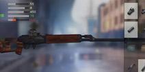 高配版突击步枪 荒野行动连狙SVD和步枪全面对比
