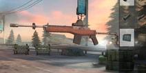 荒野行动外服新枪爆料:第二把连狙mini14