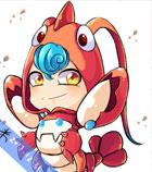 奥奇传说龙虾宝宝