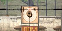 这两把枪的子弹会下坠 荒野行动靶场射击实验分析
