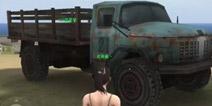荒野行动靶场货车揭秘 大量枪械子弹等你拿