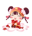 奥比岛红包福娃