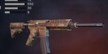 荒野行动老玩家步枪使用心得与推荐 首选M4A1