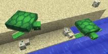 我的世界18w07c发布 水域更新加入快照测试