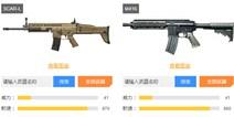 绝地求生刺激战场SCAR和M416哪个好 M416和SCAR对比分析
