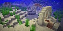 我的世界18w09a发布 加入了海底废墟和珊瑚