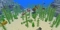 我的世界18w10d发布 珊瑚会自然生成在海底