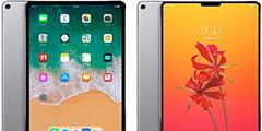 """苹果新iPad Pro六月发布 完美继承全面屏""""刘海""""风格"""
