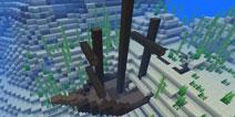 我的世界18w11a发布 加入沉船以及敌对生物水鬼