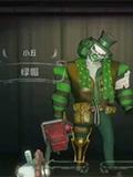 第五人格小丑绿帽皮肤怎么得 微笑假面裘克绿帽皮肤获得方法