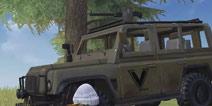 最神秘的枪械 荒野行动车载机枪全面解析