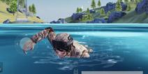 荒野行动怎么潜水 潜水方法规则详解