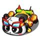 跑跑卡丁车手游熊猫车