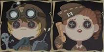 【礼包】定制喷漆免费领!第五人格福利放送
