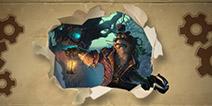 炉石传说4月11日更新 女巫森林实装新英雄露娜拉加