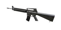 荒野行动M16A4步枪