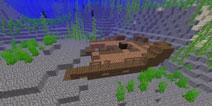 我的世界沉船里有什么