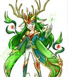 奥奇手绘―超神蛮王
