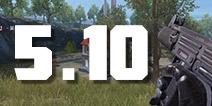荒野行动体验服5月10日更新:第一人称+双瞄具